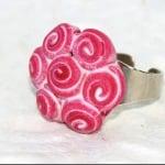 Основа за пръстен кръгъл за украсяване с глина Sculpey