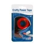 Пълнител Crafy Power Tap двустранно лепяща лента, стандартна, 6m