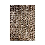 """Папка за релеф върху хартия, """"Basket weave"""" ~ 12,7 x 17,8 cm"""