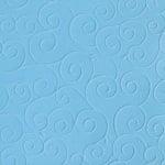 Преге картон, 220 g/m2, 50 x 70 cm, 1л, арабески светло син