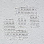 Прозрачна натурална хартия, 50 g/m2, 50 x 70 cm, 1л, квадрати