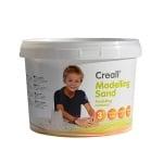 Пясък за моделиране CREALL, 2.5 kg