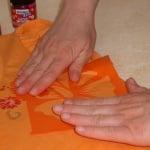 Шаблон за текстил самозахващащ се JAVANA