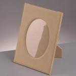 Рамка за снимка от папие маше, 25,5 x 20,5 / 17,5 x 12,5 cm