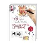 Книга техн. Литература, Die Kunst des Zeichnens - Kalligraphie & Lettering