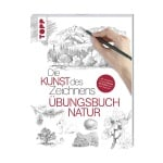 Книга техн. Литература, Die Kunst des Zeichnens - Natur ubungsbuch