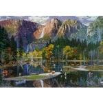 Пъзел художествен WENTWORTH,Yosemite fall,40 части