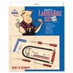 Комплект инструменти за дървообработване 942