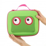 Кутия за храна Beast, 23x8x19cm, зелена