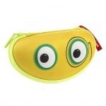 Калъф за очила Beast, 17x6x9cm, жълт