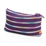 Несесер Rainbow, 23.5x11x22.5cm, лилав