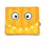 Jumbo несесер Googly, 27x0.8x19.5cm, оранжев