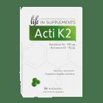 АКТИ К2 - подпомага усвояването на калций * 50таблетки  ХЕРБА МЕДИКА