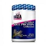 100% ОРИЗОВ ПРОТЕИН - подпомага възстановяването на мускулите след тренировка -  454 гр., HAYA LABS