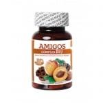 АМИГО АМИГДАЛИН В17 - подобрява функциите на имунната система - 100 мг. х 100 капсули