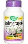 АНДРОГРАФИС - подпомага белия дроб и подсилва имунитета - капсули х 60, NATURE'S WAY