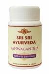 АШВАГАНДА - аюрведическата билка за всички болести - таблетки х 60, SRI SRI AYURVEDA