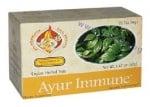 ЧАЙ АЮР ИМЮН - за по-силна имунна система - 20 броя филтърни пакетчета, TNT 21