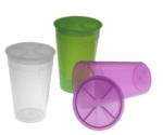 Чаша за стерилизация на менструална чашка - лилава