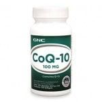 КОЕНЗИМ Q10 100 мг. * 30капсули, GNC