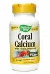КОРАЛОВ КАЛЦИЙ - заздравява костната система - капсули 805 мг. х 90, NATURE'S WAY