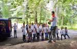 Летен лагер за детето за красиви спомени