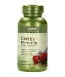 ФОРМУЛА ЕНЕРГИЯ И ТОНУС - намалява усещането за умора - капсули х 100, GNC