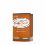 МЕЛАТОНИН сублингвална  5 мг. * 60табл., GNC
