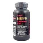 ЙОХИМБЕ влияе върху половата активност 451 мг. * 60капс., GNC