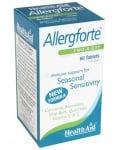 АЛЕРДЖИ ФОРТЕ - подпомага имунната система - таблетки х 60, HEALTH AID
