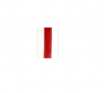 Лента кадифе 10мм червена -182 метра