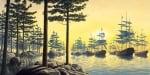 Оптичната илюзия на един художник, който умело си играе с ума на зрителя