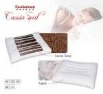 KONBANWA - Възглавница за по-добър сън, със семена от касия, ТЕЛЕСТАР