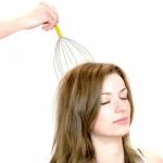 Акупунктурен масажор за глава