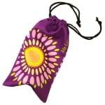 Микрофибърна торбичка за съхранение MeLuna Sunny