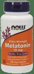 МЕЛАТОНИН 10 мг - ПОДОБРЯВА СЪНЯ * 100капс, НАУ ФУДС