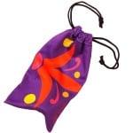 Микрофибърна торбичка за съхранение MeLuna Lilly