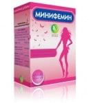 МИНИФЕМИН - за отслабване и тонус - капсули 425 мг. х 40, МЕДИКУСФАРМА