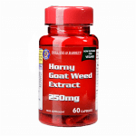 ЕПИМЕДИУМ (РАЗГОНЕН КОЗЕЛ) капсули 250 мг *60 HOLLAND & BARRETT