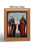 ГОБЛЕН СВЕТИ ПЕТЪР И ПАВЕЛ - почитани като братя