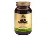 АКАЙ ЕКСТРАКТ мощното антиоксидантно действие * 60капс., СОЛГАР