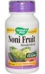 НОНИ ПЛОД - силен антиоксидант, подсилващ имунитета - капсули 500 мг. х 60, NATURE'S WAY