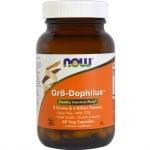 GR 8 ДОФИЛУС ПРОБИОТИК  изцяло растителен продукт, който не съдържа лактоза* 60капс., НАУ ФУДС
