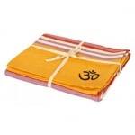 Йога одеало Shavasana - многоцветно