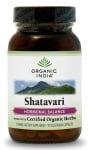 ШАТАВАРИ - хормонален баланс - капсули 400 мг. x 90, ОРГАНИК ИНДИЯ