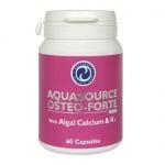 ОСТЕО - ФОРТЕ - подпомага поддържането на здрави кости - капсули х 60, АКВАСОРС