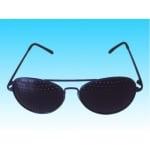 Метални очила Лукс с перфорация