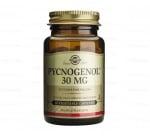 ПИКНОГЕНОЛ - подобрява кръвообращението - капсули 30 мг., х 30, SOLGAR