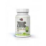 ЦИНК - за здравето на мускулите, при депресия и безплодие при мъже - капсули 50 мг. х 60, ПЮР НУТРИШЪН