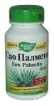 САО ПАЛМЕТО ПЛОД - подпомага функциите на простатата - капсули 585 мг. х 100, NATURE'S WAY